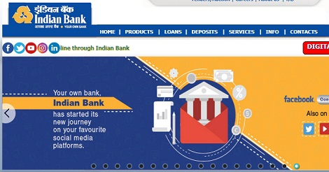 Indian Bank Recruitment Apply Online