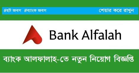 Bank Alfalah jobs circular