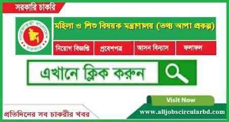 Tottho Apa Admit Card Download
